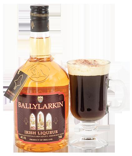 Ballylarkin Liqueur Kilkenny Coffee