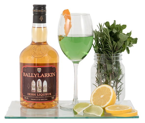 The Saint Patrick Ballylarkin Irish Liqueur